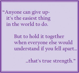 stay strong.Pancreatic Cancer Quotes, Sayings Quotes, Inspiration ...