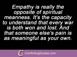 quotes about empathy