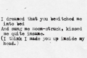 My favourite, Sylvia Plath