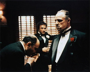 Michael Corleone: My father is no different than any powerful man, any ...