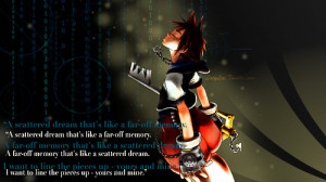 Kingdom Hearts Quotes Sora