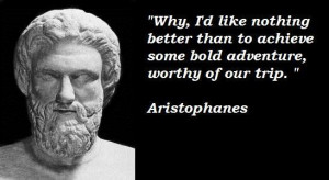 Aristophanes quotes 3