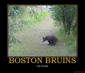 he Big Bad Bostons Bruins, possibly the Habs greatest rivals. These ...