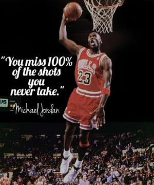 Michael Jordan Quotes and Memorable Sayings