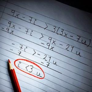 Love Mathematics Quotes
