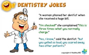 DENTIST QUOTES JOKES buzzquotes.com