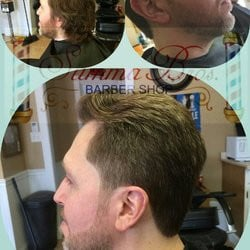 Summa Barber Shop - Before and After...Haircut and Beard - Manteno, IL ...