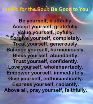 Soul from Garden of Life quotes