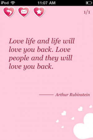 Download Love Quotes - Find inspiration for love and romance! iPhone ...