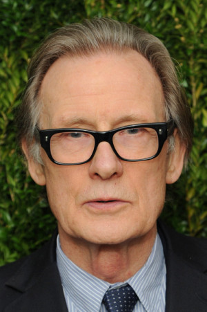Bill Nighy Actor Bill Nighy attends the Vogue amp The Cinema Society