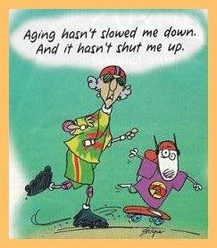... Funny, Growing Older, Funny Old Age Quotes, Funny Quotes, Maxine