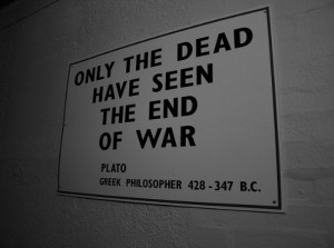17. Go To War For Die