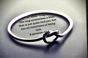 Promise Rings Tumblr Promise ring