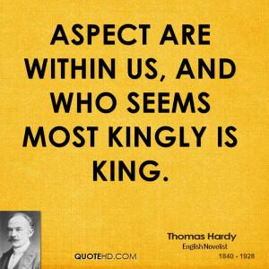 Thomas Hardy Quotes