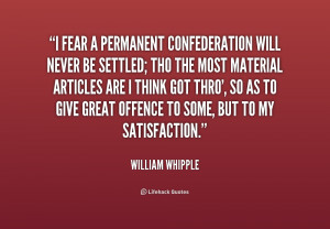 William Whipple