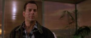 HD Photo- Bruce Willis as John McClane in Die Hard (