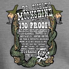 MOONSHINE T-SHIRTS - FUNNY DRINKING T-SHIRTS