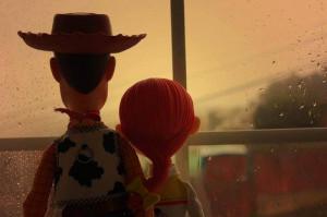 cowboy, cowgirl, disney, faithful friend, friends, friendship, jesse ...