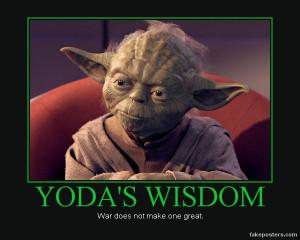 Yoda's Wisdom by Trotsky17