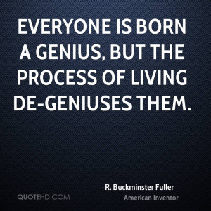 Buckminster Fuller Quotes