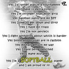 Softball Playe...