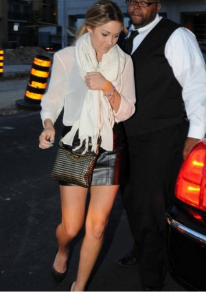Lauren Conrad often sports the trendy Supernova Studded Rocker ...
