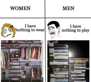 Funny Men And Women Jokes