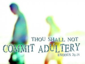 V32 But the man who commits adultery is an utter fool, for he destroys ...