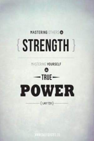 Ver maior - captura de tela Strength FREE Quotes para Android