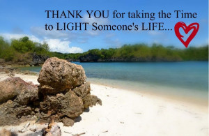 Life thank you quotes