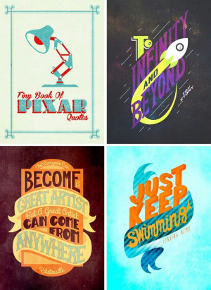 book of #pixar #quotes