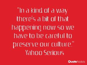 Yahoo Serious