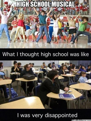 funny pictures, high school musical