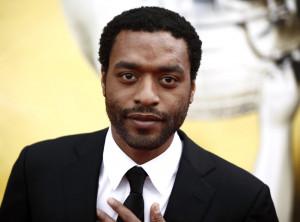Chiwetel Ejiofor, posible villano para 'James Bond 24′