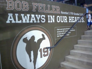 for bob feller fans :) r.i.p bob feller. you were a great baseball ...