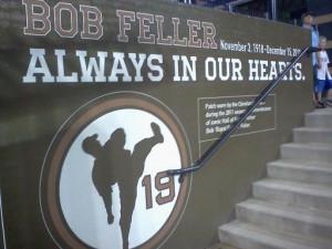 for bob feller fans :) r.i.p bob feller. you were a great baseball ...