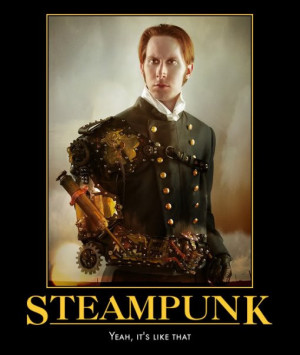 Steampunk Reads Group (1727 Members)