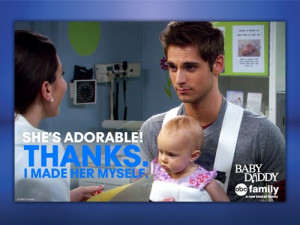 Funny Baby Daddy Quotes...
