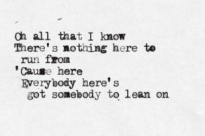 Coldplay - Don't panic....Love this song