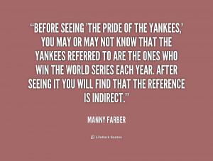 Yankees Quotes