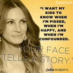 An inspirational quote from Julia Roberts PLUS 9 more quotes to live ...