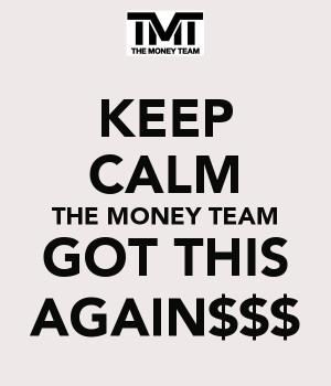 The Money Team Wallpaper...