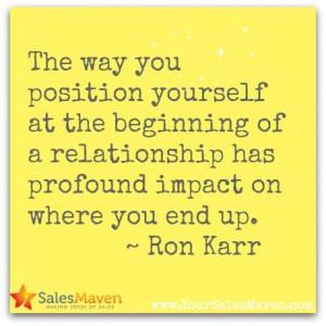 Quotes, Wisdom, Communication, Sales Training, www.yoursalesmaven.com