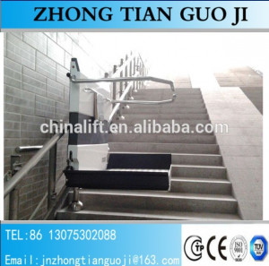 elderly lift stair climbing lift disabled assistant ramp lift for