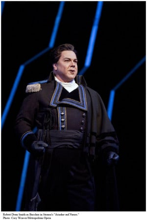 Laurent Naouri makes his awaited Met debut in the role of Sharpless ...