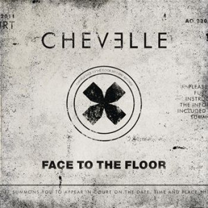 Chevelle - Face To The Floor (Single 2011)