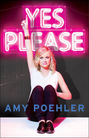 Amy Poehler unveils the cover of her memoir,