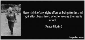 More Peace Pilgrim Quotes
