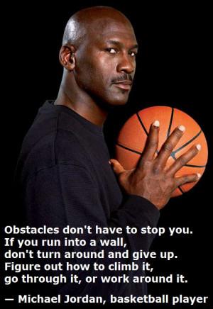 Michael Jordan quotes Rolling Out -2