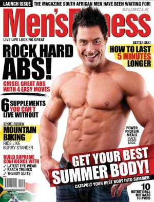 Men's Fitness Magazine $3.99/yr (Today Only!)